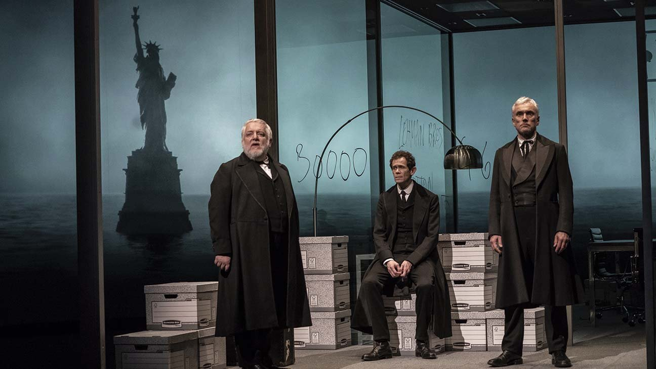 The Lehman Trilogy at The Park Avenue Armory, 2019